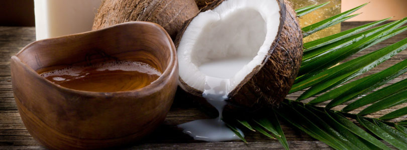 Coconut is the best intimate lube