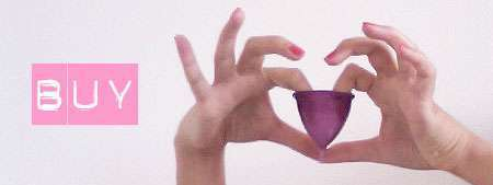 Get your menstrual cup on my shop