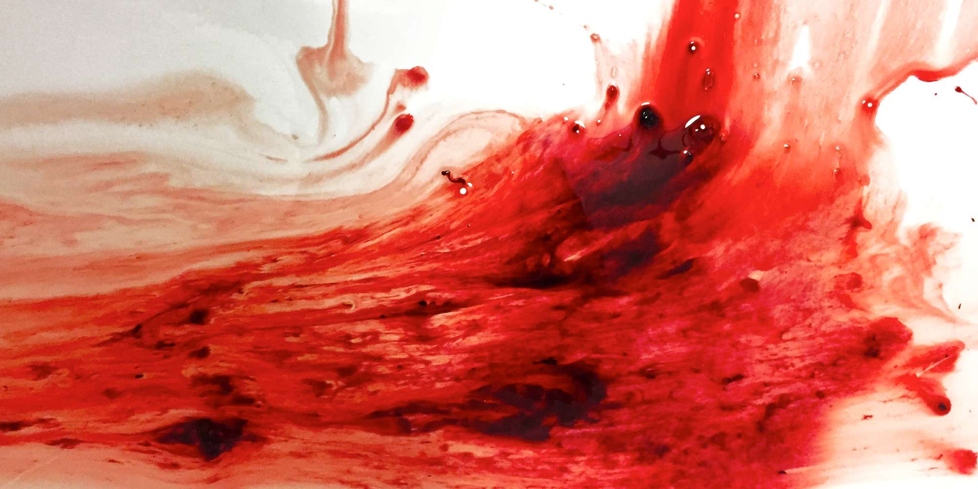 What menstrual blood is really made of ? Its not regular